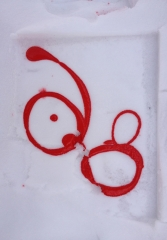 snow (two and one)